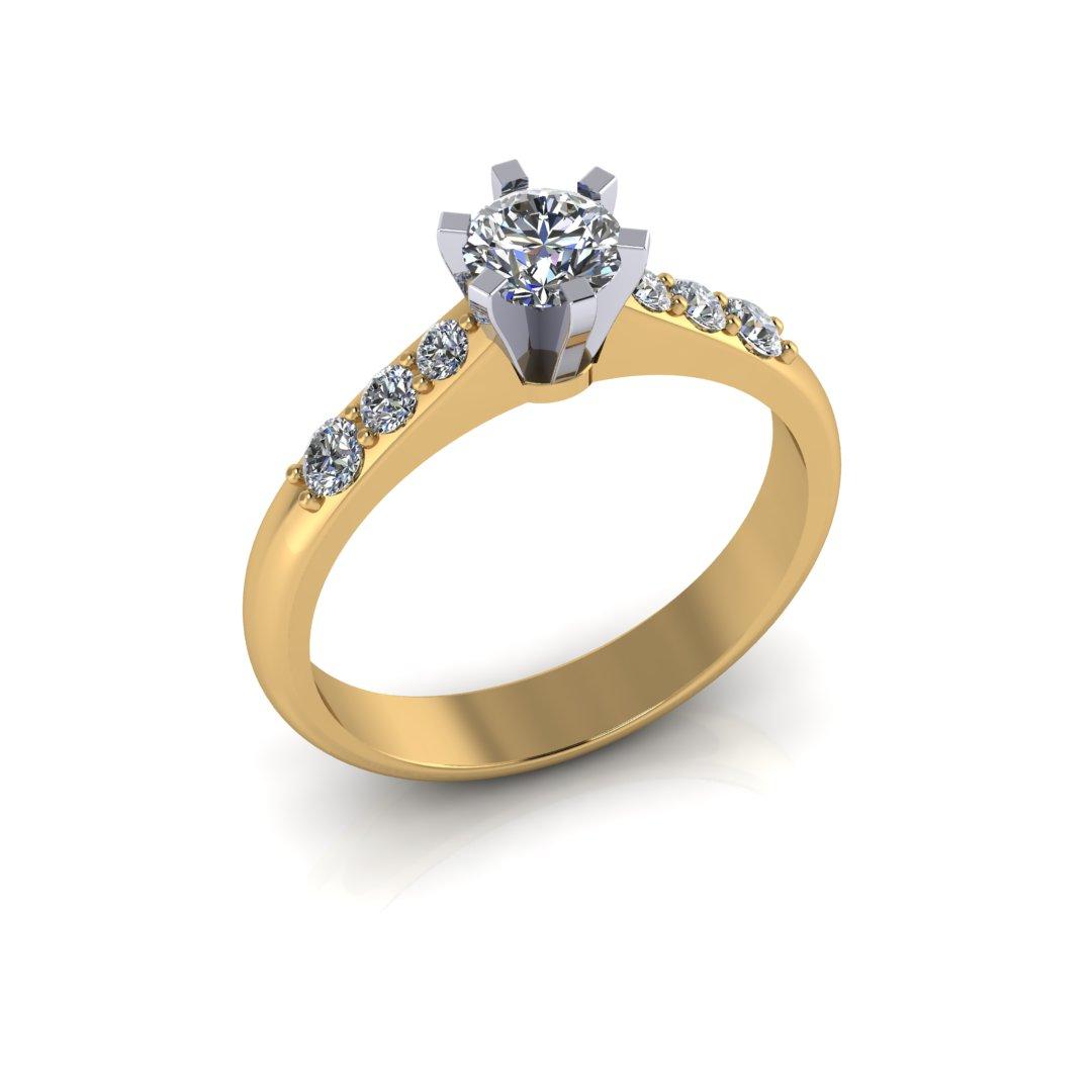 Dijamantni zaručnički prsteni